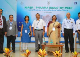 NIPER Hyderabad Pharma Industry Summit